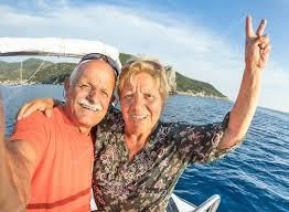 Resultado de imagen para pareja de jubilados