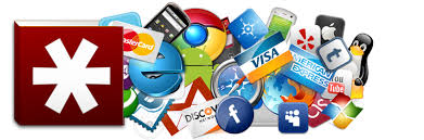 password security login protection guard account lastpass credentials cybersecurity dark web security
