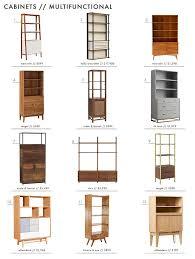 Rethink the Hutch: Storage Cabinet Roundup | Emily Henderson ...
