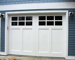 vintage garage doorscraftsman style garage doors   Garage Doors and REAL Carriage