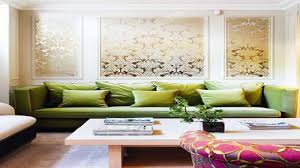 Palm Tree Decor For Living Room Living Room Gorgeous Green Living Room Design With Black