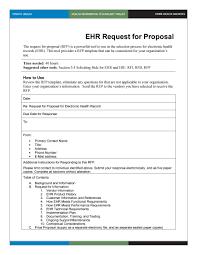 example rfp template for website design development. 13 proposal ...