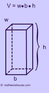 volume equation cube. picture of formula a rectangular prism volume equation cube
