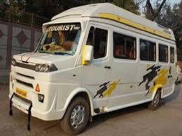est tempo traveller in delhi