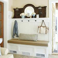 Foyer Benches With Coat Racks Foyer Bench With Shoe Storage Small Coat Rack Entryways Hall Trees 10