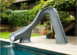Close In Ground Pools With Slides Royal Swimming Pools