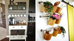 ideas for small kitchen organization diy