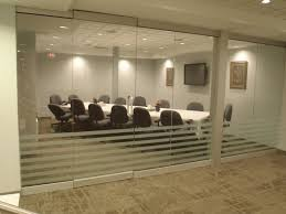 Glass conference rooms Stock View Larger Image Interior Glass Wall Room Divider Creative Mirror Shower Business Conference Room Featured Projects Creative Mirror Shower