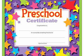 free preschool certificates 51 awesome photograph of preschool diploma template eitc