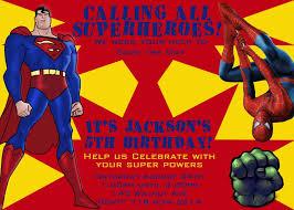 superheroes party invites superhero birthday party invitations bagvania free printable