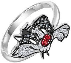 <b>Кольцо Swarovski 5513231</b> с эмалью, кристаллами Swarovski ...