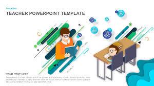 Teachers Powerpoint Templates Teacher Powerpoint Templates And Keynote Slide Slidebazaar