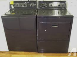black washer and dryer. 4 MONTH WARRANTY ALL BLACK KENMORE ELITE WASHER AND Black Washer And Dryer