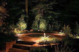 paradise landscape lighting. A Custom Outdoor Spa By Day Transforms Into Relaxation And Meditative Paradise Each Every Landscape Lighting T