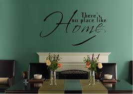 text quotes theres no place like home wall stickers on home wall art quotes with theres no place like home grey text quotes wall stickers adhesive