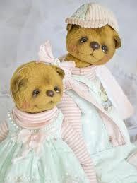Teddy bear Ben and Betty by Katya Luka   Tedsby