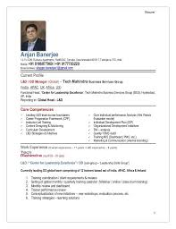 Business Analyst Cv Template Simple Business Analyst Resume For