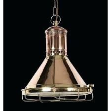 ship ceiling light pendant nautical style deck hanging inspiration about reion copper cargo on chain regar