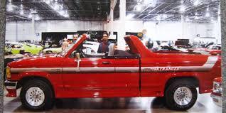 No Stranger Ranger: The Wildest Ford Pickup on eBay Right Now – News ...