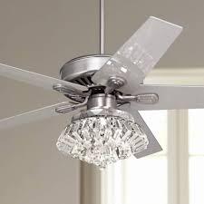 54 inch ceiling fans with lights chandelier fan attachment crystal light ceiling fan ceiling fan with crystal light fixture