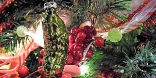Tradition In Den Usa Darum Hängt Am Weihnachtsbaum Eine