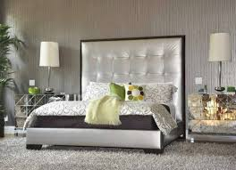 Mirrored Bedroom Furniture Rass Frames Mirrored Pointed Legs High ...