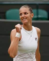 At Wimbledon, the Women's Final Four Is ...