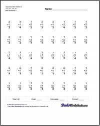 6th Grade Math Worksheets Word Problems Sixth Printable Fractions ...