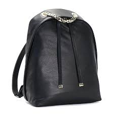 furla furla backpack new black leather bags women s brand new brand gold chain leather regular backpack