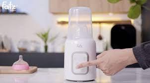 Máy hâm sữa & tiệt trùng điên tử Mono 7 - Fatzbaby FB3010TN giá rẻ