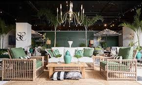 outdoor furniture showrooms summer