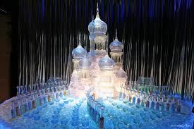 Winter Ball Decorations Quick Look At These 100 Epic Ice Sculptures Before They Melt Forever 93