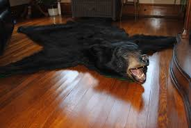 image of rugs white bearskin rug faux bear skin rug faux bearskin rug within bear