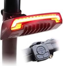 <b>USB Charging Bicycle</b> Turn Signal Light Remote Control <b>Bike</b> Rear ...
