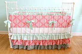 ... Cute Picture Of Girl Baby Nursery Room Decoration With Light Pink Baby  Bedding Ideas : Awesome ...