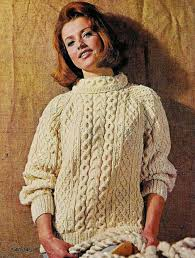 Aran Sweater Pattern
