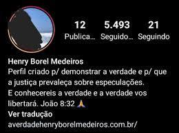 Na véspera de prisão, mãe de Henry Borel criou perfil no Instagram para  mostrar boa relação com filho
