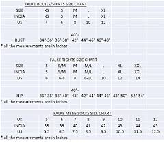 Falke Socks Size Chart Falke Sensitive Malaga Functional Socks Amazon In Clothing