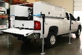Utility trucks: Load'N Go Powerbody transferable work truck body ...