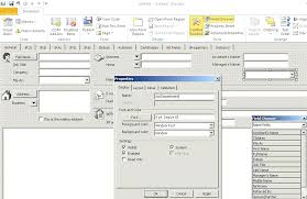Easy Steps To Customizing An Outlook 20 Form Business Templates For ...