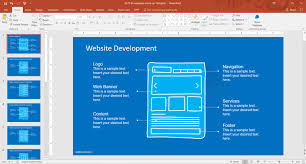 Website Proposal Template Interesting How Website Proposal Template PowerPoint Presentations Can