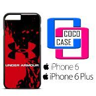 under armour iphone 6 case. casing hardcase hp iphone 6 \u0026 plus under armour logo x4242 iphone case