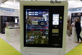 Magex Vending Machine Custom Vending Machine Magex Big Store Inter Confort Exclusive