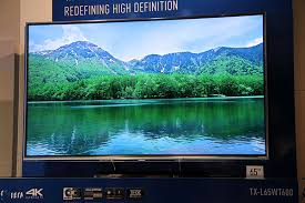 tv 55 inch 4k. panasonic\u0027s 65-inch 4k uhdtv is hdmi 2.0 ready, 55-inch oled panel resurfaced at ifa 2013 tv 55 inch 4k