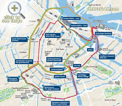 best 20 amsterdam tourist map ideas on pinterest berlin tourist Berlin Sites Map canal bus canal cruises with red orange green lines amsterdam top tourist attractions map berlin tourist sites map
