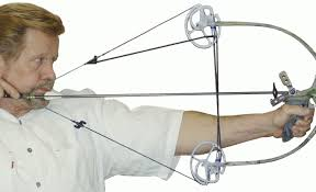 how crossbow works how compound bow works