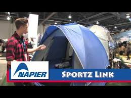 Napier Sportz Link for Truck Tent—can withstand 40 Kilometers per ...