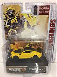 Documenting the various stages of his project on the camaro5 forum, we can see the new front bumper, chin spoiler, engine hood restyle, rear spoiler and. Amazon Com 2016 Chevrolet Camaro Bumblebee Yellow From Transformers 5 Movie 1 64 By Jada 98388 Toys Games