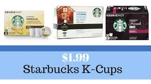 snag a sweet deal on starbucks coffee this week at harris teeter and kroger both s have starbucks coffee and k cups on plus we have double
