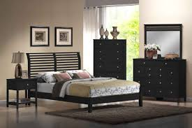 bedroom with black furniture. Black Bedroom Set In Modern Designs And Styles With Furniture
